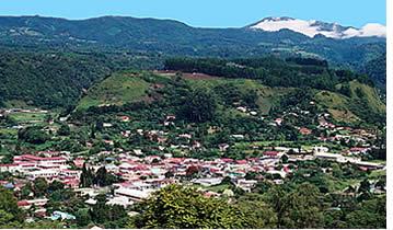 Vår spanska språkskola ligger i dalen Boquete i de västra höglandet i Panama